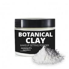Herbal Finishing Powder Mineral Veil Makeup / Banana / Green Tea / Cucumber / Anti-Shine / Translucent