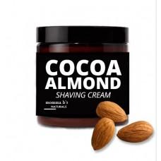 Cocoa Almond Shaving Cream Soap