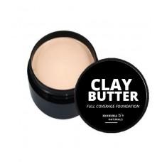 Healing Foundation / Clay Makeup / Full Coverage / Natural