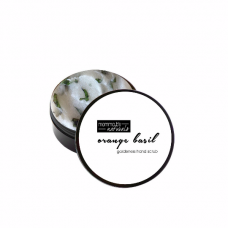 Gardener Hand Scrub / Kitchen / Orange Basil / Herbal Pumice