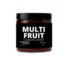 AHA Exfoliating Face Wash / Cleansing Grains / Vitamin C / Fruit Enzyme / Antioxidant