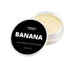 Color Correcting Makeup / Banana Powder / Concealer / Redness / Dark Circles / Sallow Skin
