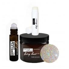 Mermaid Glitter Gift Set Body Powder Perfume Shimmer