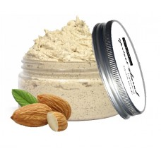 Foaming Exfoliating Almond Apricot Facial Cleanser
