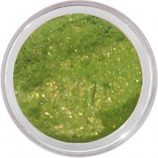 BAMBOO Loose Mineral Makeup Eyeshadow High Pigment-Sage Green Shimmer