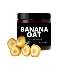 Banana Oat Face Mask / Scrub / Sensitive Skin / Dry / Aging