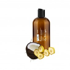 Coconut Banana Conditioning Shampoo SLS and Paraben Free