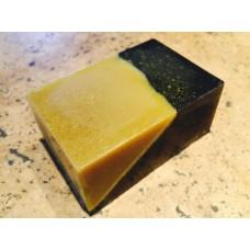 SLS Free Bay Rum Mens Charcoal Clay Soap