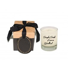 Layered Triple Scent Eco Soy Candle Highly Fragranced Custom Gift Box Set