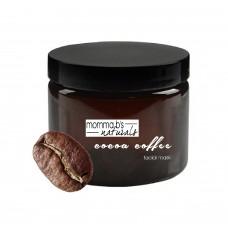 SLS Free Caffeine Vitamin C Exfoliating Cellulite & Stretch Mark Foaming Scrub