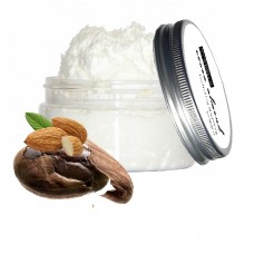 Chocolate Almond Foaming Exfoliating Sugar Whipped Body Scrub