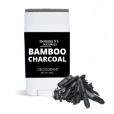 Bamboo Charcoal Deodorant / Aluminum Free