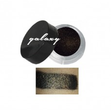 Eyeshadow Black Gold Glitter Color Changing Iridescent GALAXY