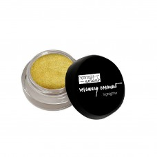 Highlighter Shimmer Gold Luminizer Makeup