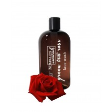 Green Tea Rose Anti-Aging Face Wash