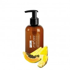 Antioxidant Lotion Pineapple Papaya Acne Anti-Aging with Essential Oils