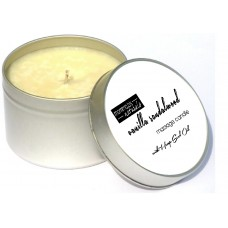 Soy Massage Lotion Candle Tin
