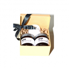Pedicure Gift Box Set Foot Soak Butter Scrub