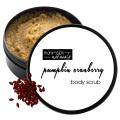 Face & Body Scrub Pumpkin Cranberry