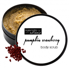 Face & Body Scrub Pumpkin Cranberry
