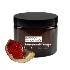 Pomegranate Mango Antioxidant Face Mask Aging Acne Prone Skin