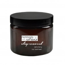 Deep Conditioning Detox Dead Sea Clay & Seaweed Hair Mask Treatment