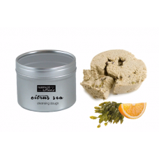 Cleansing Facial Dough Exfoliating Seaweed Tangerine Oily Acne Normal Skin