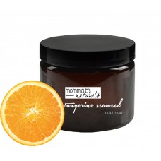 Seaweed Sea Salt Tangerine Face Mask Scrub